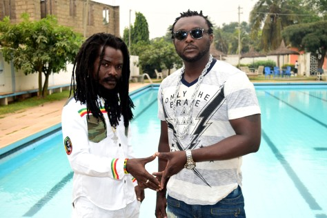 Dr Money and Ras Kuuku