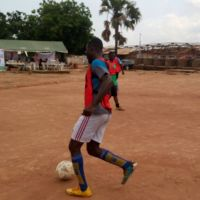 Watch Pictures/Video Of 2016 4Real Records Peace Football Match(Tiafa-Accra)